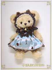 B41OT080 Fondant Chocolat Nounours Collection Kumya's Jumperskirt