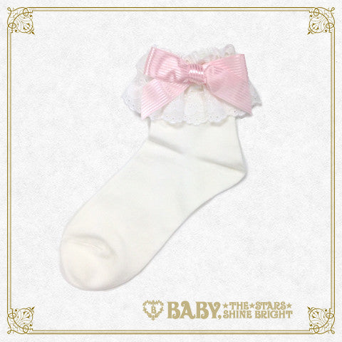 B41SC825 Sweet Cherries Ankle Length Socks
