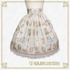 B41SK512 St.Mary Holy Card Skirt