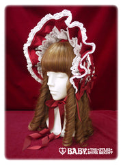 [RESERVATION] B42HA909 Spin Doll Half Bonnet
