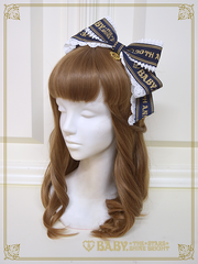 [RESERVATION] B42HA937 Best Wishes♡ Ribbon Head Bow