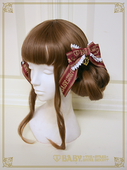 [RESERVATION] B42HA938 Best Wishes♡ Ribbon Comb
