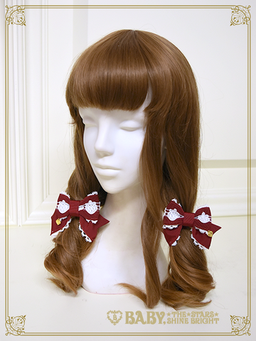 B42HA964 STRAWBERRY MAGIC Ribbon Hair Band