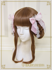 [RESERVATION] B42HA967 Le Fleurie Ribbon Comb