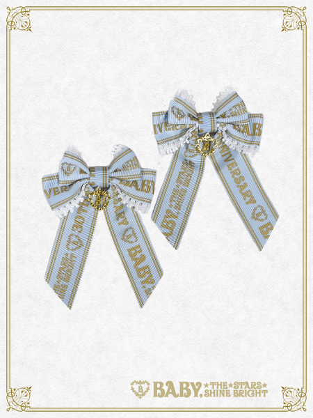 B42HA972 Best Wishes Ribbon Combs