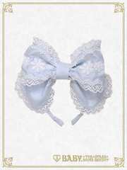 B42HA980 Alice Floret Headbow