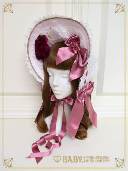 B42HA998 Dreaming Lace Bonnet