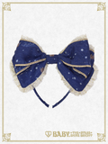 B42OH907 Le Ciel Étoilé ~Night Sky's Gift~ Head Bow