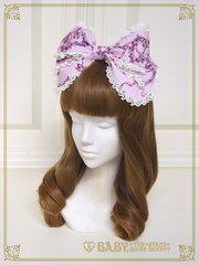 [RESERVATION] B42OH914 Alice & Bambi ~with the Blue Bird of Happiness~ Headbow