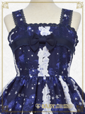 B42OJ223 Mother Goose in the Starry Sky Jumperskirt