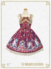 [RESERVATION] B42OJ225 Bichon Cirque Jumperskirt Ⅰ