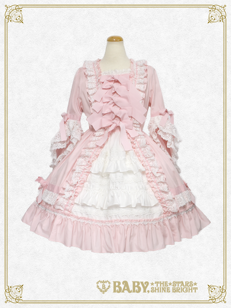 [RESERVATION] B42OP344 Robe a la Francaise