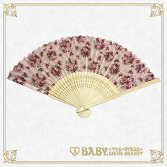 B42OT038 Sugar Bouquet Fan