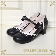 [RESERVATION] B42SH879 Marie One-strap Shoes