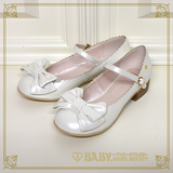B42SH881 Little Ribbon Shoes