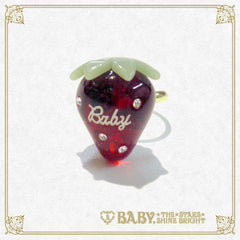 B43AC028 Strawberry Ring