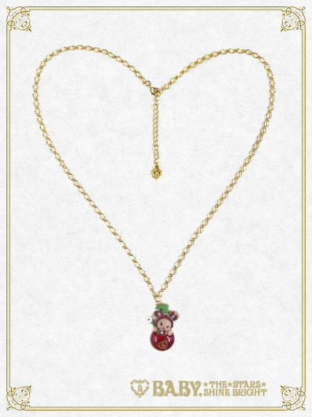 [RESERVATION] B43AC048 Kumya's Cherry Necklace