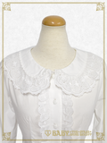 B43BL409 Strawberry Lace Blouse
