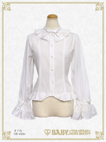 B43BL414 Bouquet Cotton Blouse