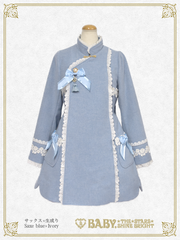 [RESERVATION] B43CO354 Snow Flower Coat
