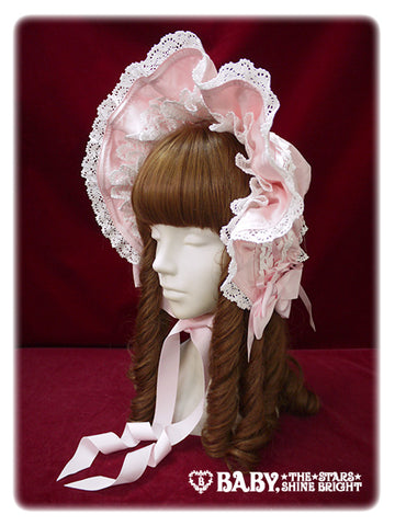 B43HA922 Spin Doll Half Bonnet
