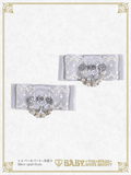 B43HA935 Le Merveille Boudoir Ribbon Combs