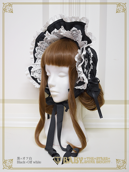 B43HA984 Spin Doll Half Bonnet