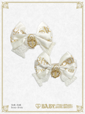 B43HA997 BABY Logo Ribbon Combs