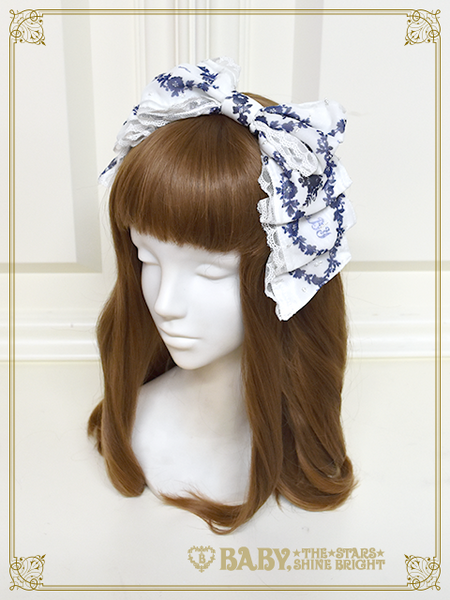 B43OH906 Le Merveille Boudoir~Everlasting Lady Time~ Headbow