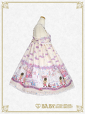 B43OJ217 Toy's Fluffy Dream Jumperskirt Ⅱ