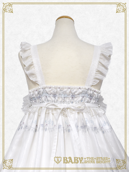 B43OJ218 Le Palais d'Or et de Joie~Maidens Shine in All Brightness~Baby Doll Jumperskirt