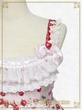 B43OJ221 Kumya's Cherry Strawberry Jumperskirt Ⅱ