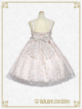 B43OJ227 Fairy Crystal Snow Jumperskirt Ⅱ