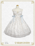 B43OJ227 Fairy Crystal Snow Jumper Skirt Ⅱ