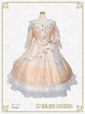 B43OP345 Le Palais d'Or et de Joie~Maidens Shine in all Brightness~One Piece Dress