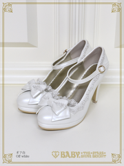 B43SH881 Princess Lady Pumps