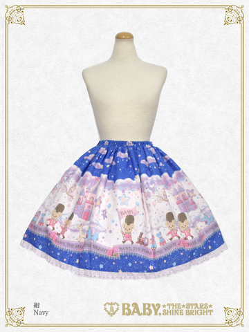 B43SK509 Toy's Fluffy Dream Skirt
