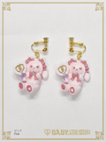 B44AC039 Kumya's Twinkle Cosmetics Clip-on Earrings
