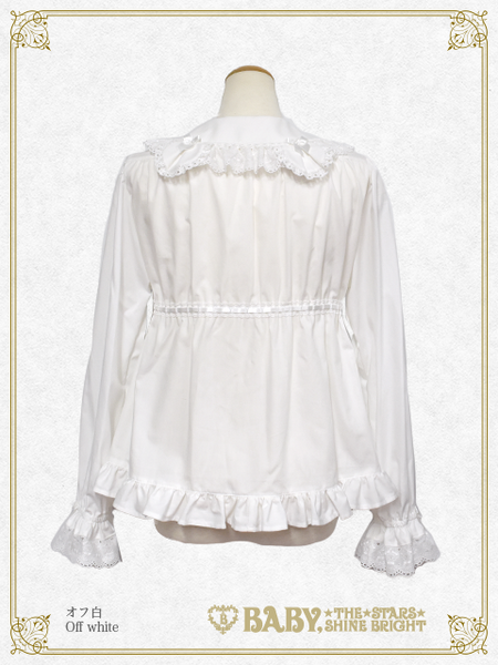 B44BL410  Kumakumya Sweet Ice Cream Blouse