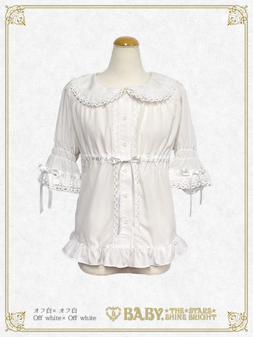 B44BL423 The Wizard of Oz Babydoll Blouse