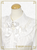 B44BL428 Love and Cherish You Detachable Collar Blouse