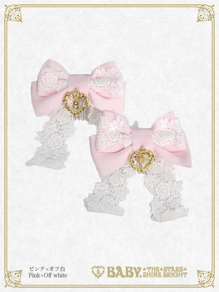 B44HA931 Swing Princess Drop Comb