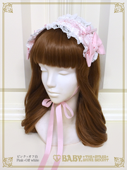 B44HA944 Ladder Lace Spin Doll Headdress