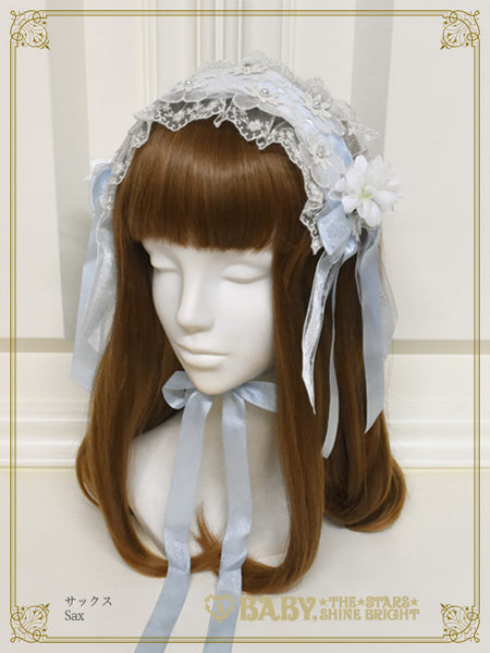 B44HA953 Fairy Floral Canon Headdress