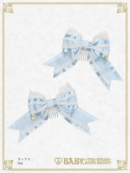 B44HA958 Mariaana Ribbon Combs