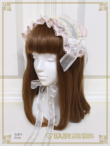 B44OH904 L'échelle de l'ange~Angel's therapy~Headdress