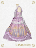 B44OJ206 Belle Harmonie~Melody of Resonating Wishes and Reunited Maidens~ Ribbon Jumperskirt