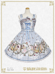 [RESERVATION] B44OJ216 The Wizard of Oz~My precious things~Jumperskirt Ⅰ