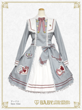 B44OP341 Love and Cherish you School Onepiece Dress