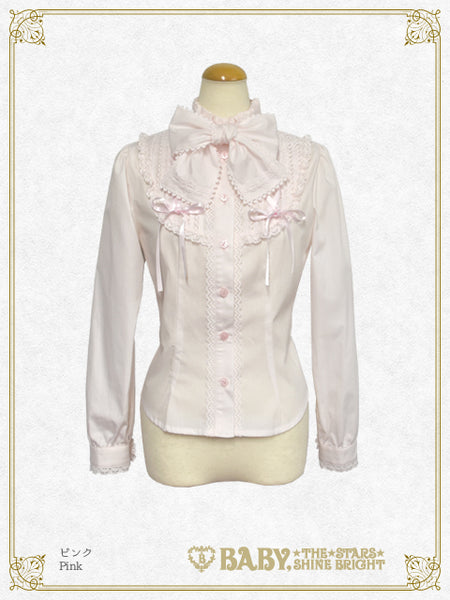 B45BL414 Spin Doll Blouse